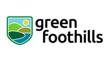 Green Foothills logo