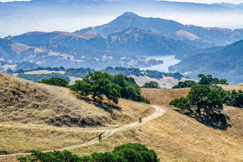 Rancho Cañada del Oro Open Space Preserve Expanded Public Access