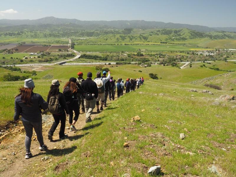 Coyote Ridge Open Space Preserve Public Access