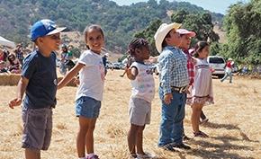 Santa Clara Valley Water District Outdoor Classroom Tour
