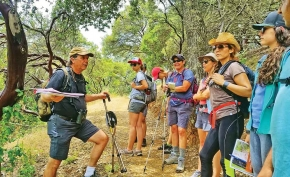 Group Hike Training