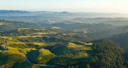 Southern Santa Cruz Mountains
