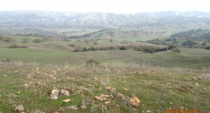 Coyote Ridge Conservation Easements