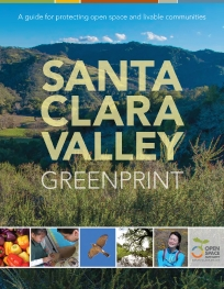 Santa Clara Valley Greenprint report cover