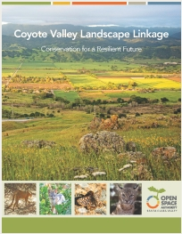 Coyote Valley Landscape Linkage report cover