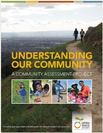 Understanding our Community report cover